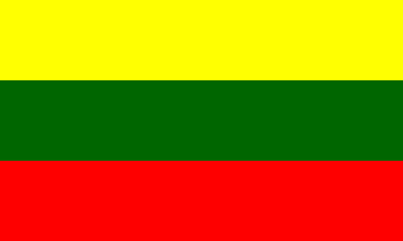 lithuanian flag 2